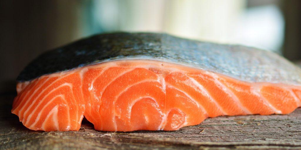 Saumon : aliments riches en oméga 3