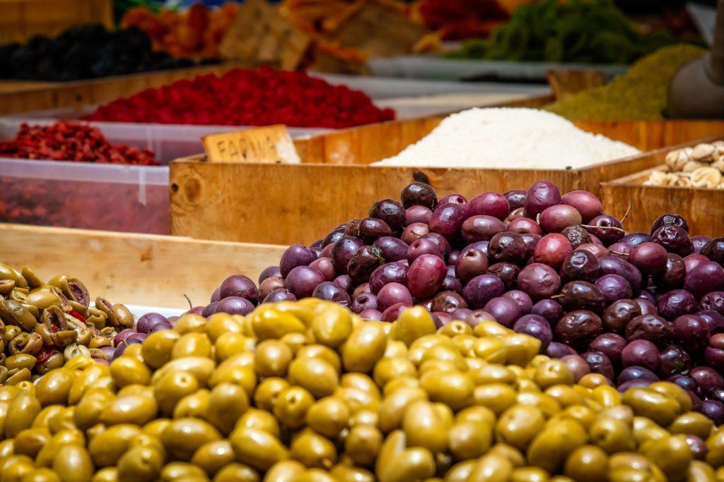 Grignoter sans grossir : les olives